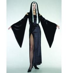 Morticia witch costume