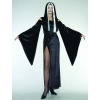 Morticia witch costume