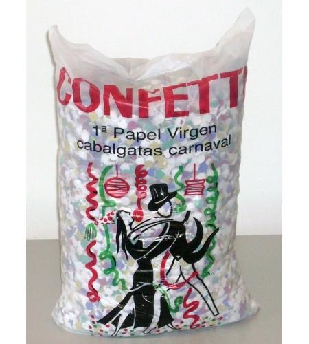 Confetti mixed confetti 1 kg.