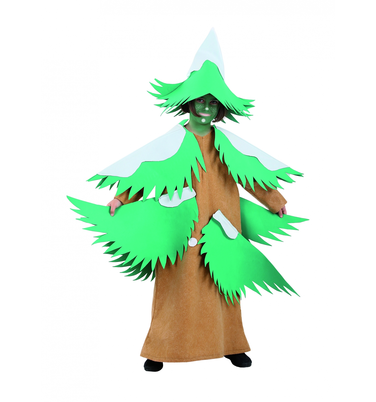 Disfraz arbol de navidad infantil tienda de disfraces online - Arbol de navidad infantil ...