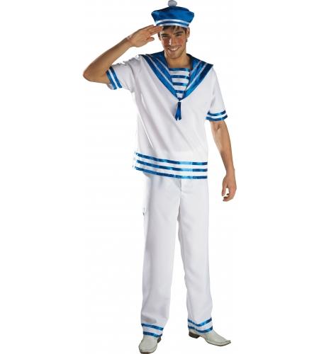 Import outfit marinheiro adulto