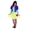 Snow white ladies costume