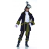 Disfraz pirata bucanero adulto ubba