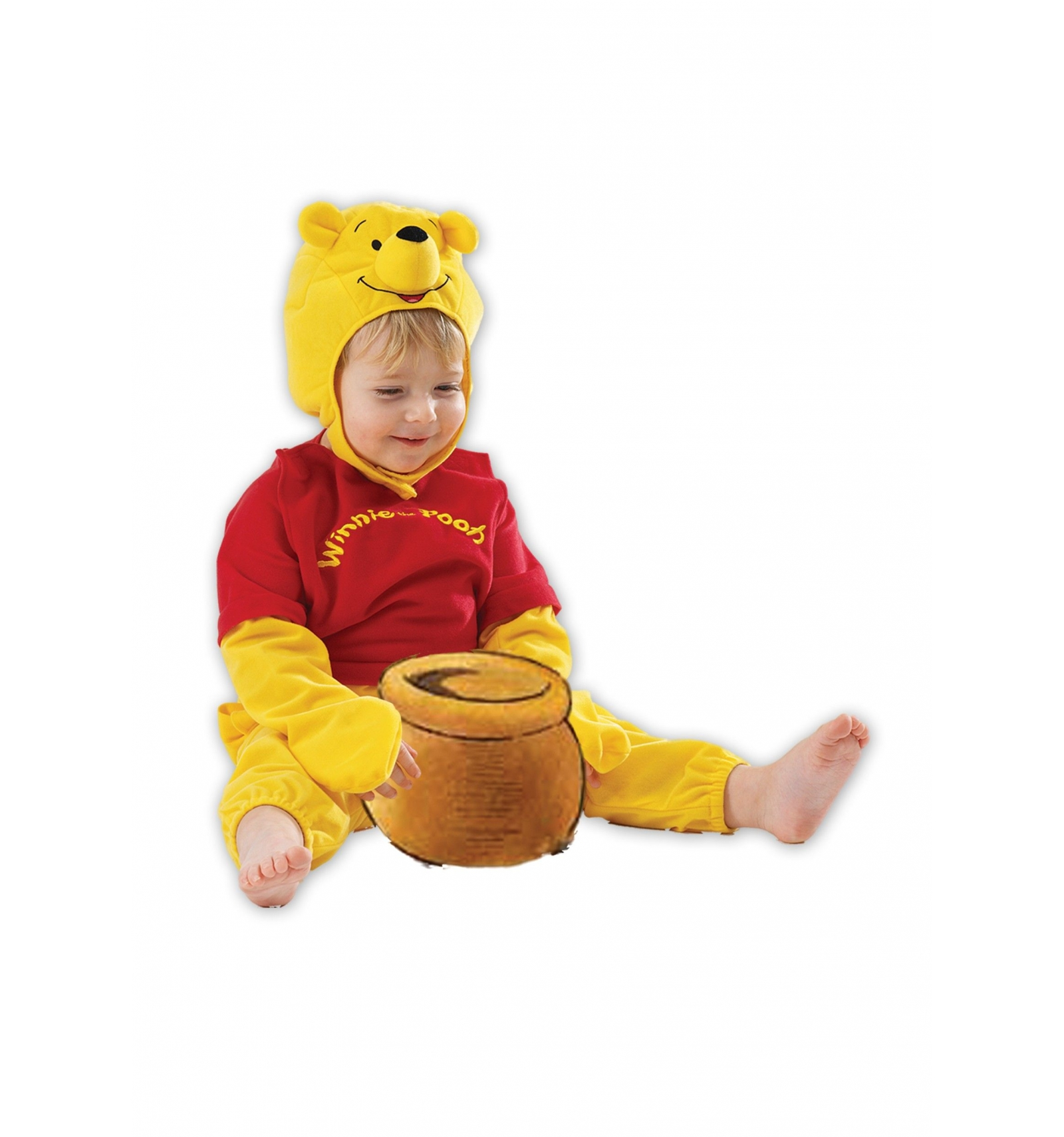 winnie the pooh infant costume. Black Bedroom Furniture Sets. Home Design Ideas