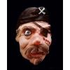 Masque pirate caoutchouc