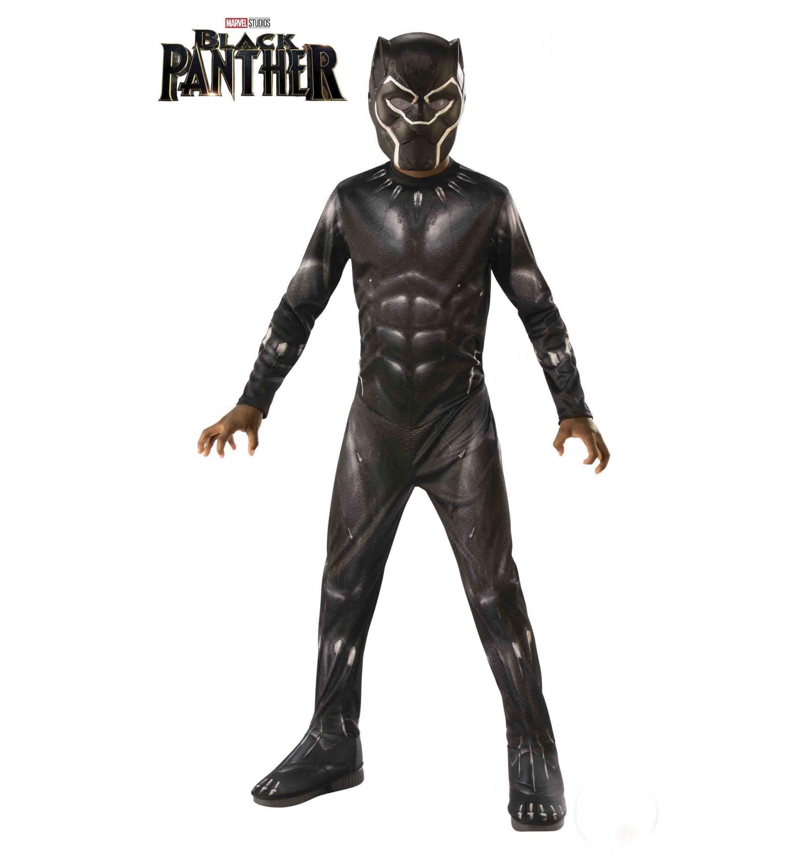 9e1146835f7 DISFRAZ BLACK PANTHER INFANTIL - Tienda de Disfraces Online