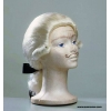 Mozart man rococo white wig