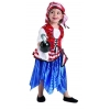 Buccaneer infant girl costume
