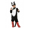 Disfraz gato con botas infantil