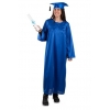 Graduation gown, child