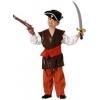Buccaneer traje infantil pirata