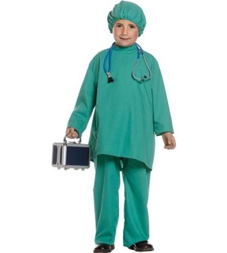 Chirurg kinderkostüm