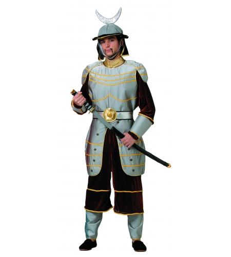 Japan warrior adult costume