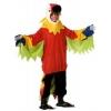 Disfraz papagayo adulto