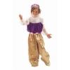 Fato dançarina arabe menina