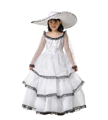 Scarlett kids costume