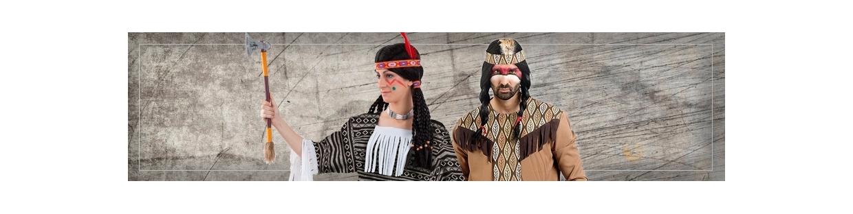 Indianer und Cowboys