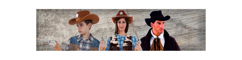 Disfraces de Vaqueros y Vaqueras